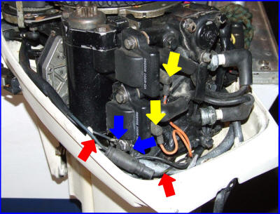 Horse Suzuki Outboard Oil Injection