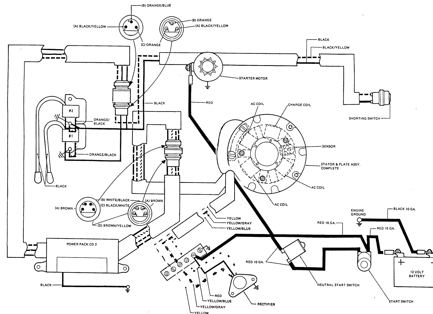 mercury 110 outboard kill switch wiring diagram mercury